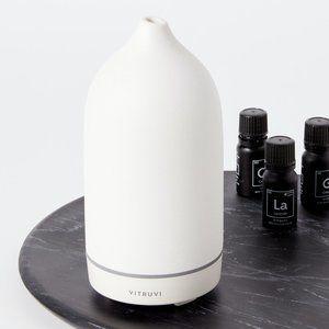 Never opened Vitruvi Stone Diffuser in White